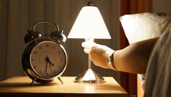 寝る前のタイミングで摂取する
