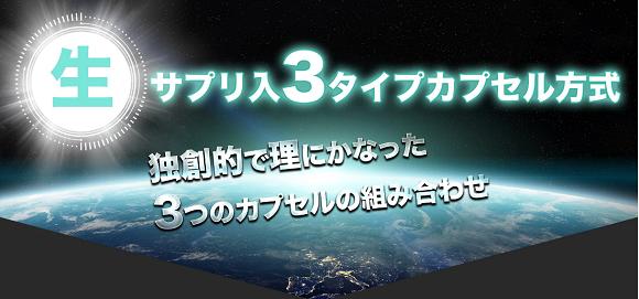 3カプセル方式