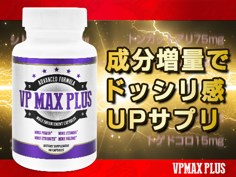 VP-MAXプラス