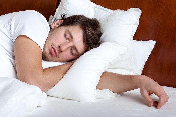 就寝前のタイミング
