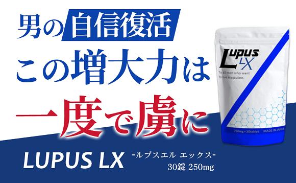 ルプスエルエックス(LUPUS LX)